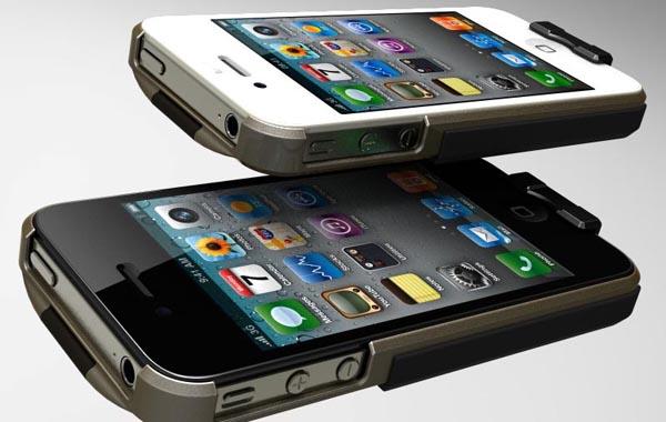 FabX Maxx Spectra iPhone 4S Case