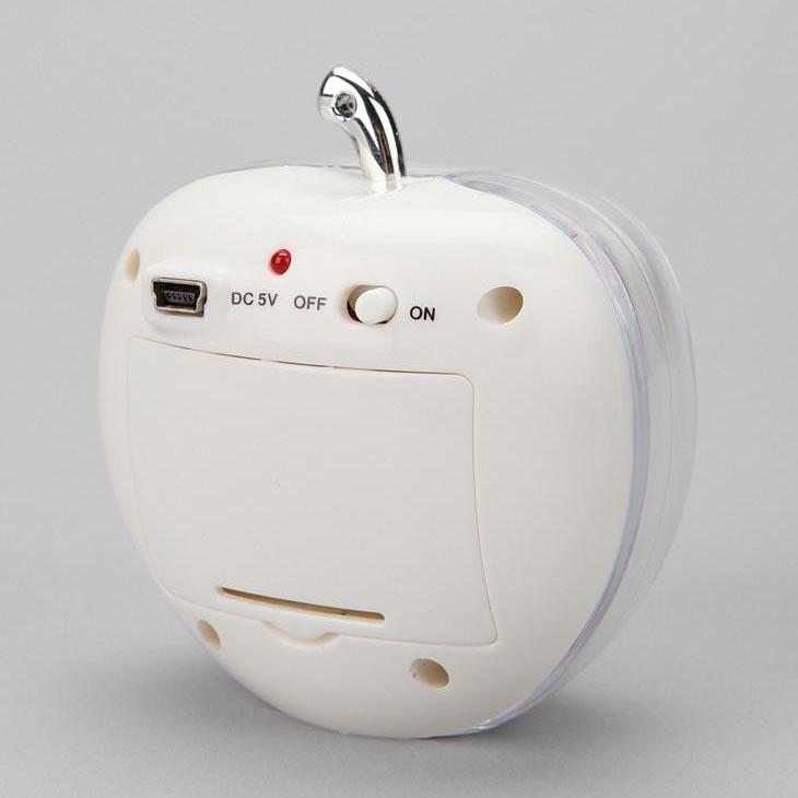 Forbidden Fruit Portable Speaker Gadgetsin