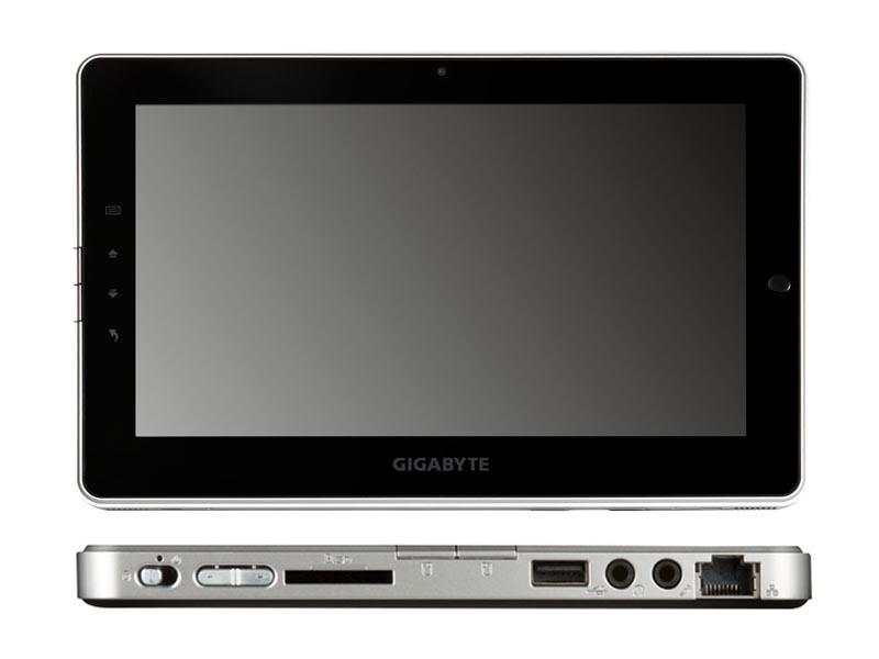 Gigabyte S1081 Windows Tablet PC