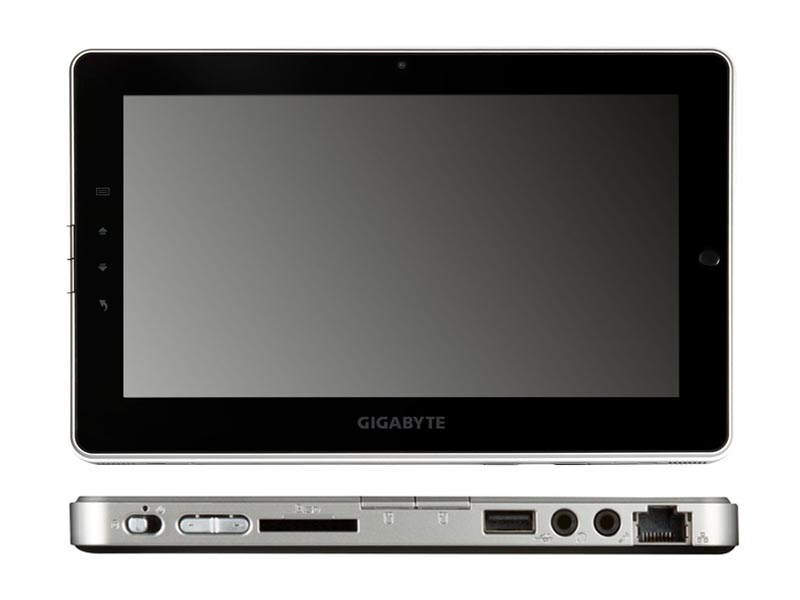 Gigabyte S1081 Windows Tablet PC