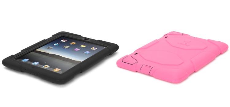 Griffin Survivor iPad 3 Case