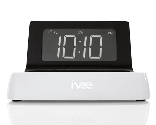 ivee Digit Voice Controlled Alarm Clock