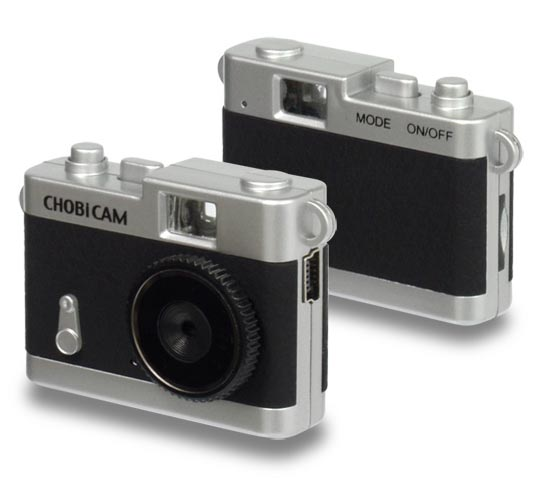 JTT Chobi Cam Retro Mini Camera