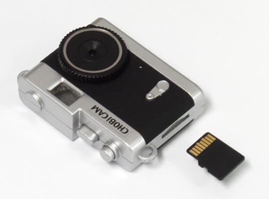 JTT Chobi Cam Retro Mini Camera