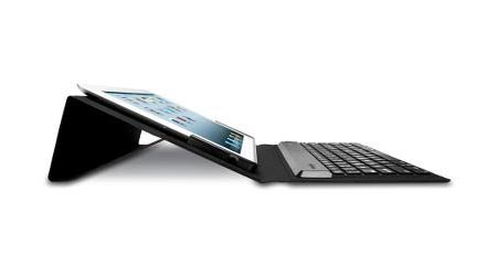 Kensington KeyFolio Expert New iPad Keyboard Case