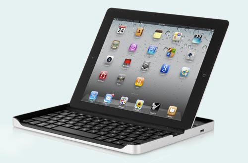 Logitech New iPad Keyboard Case