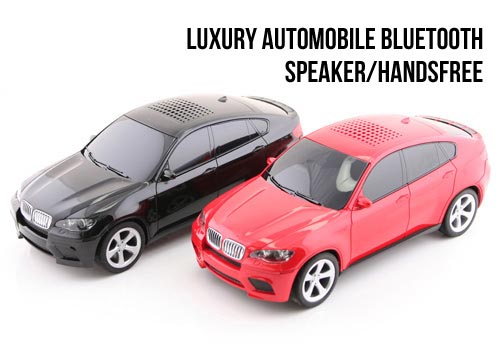 Luxury Automobile Bluetooth Wireless Speaker