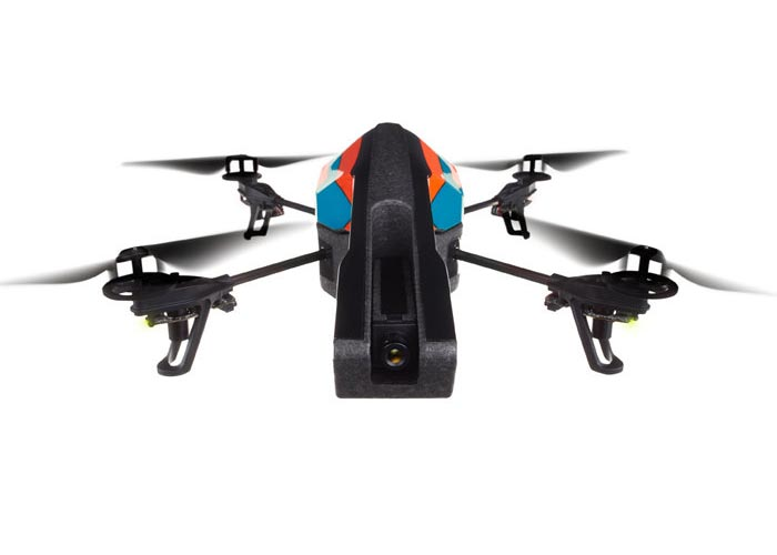 Parrot AR.Drone 2.0 App-Controlled Quadricopter