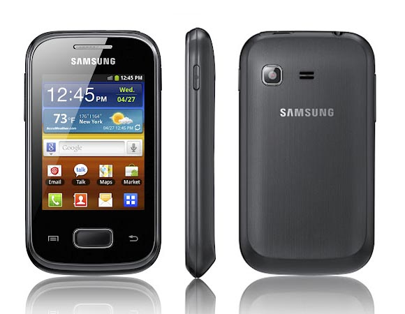Samsung Galaxy Pocket Android Phone Announced