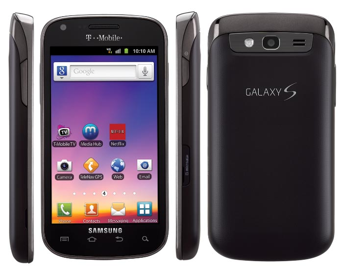 Samsung Galaxy S Blaze 4G Android Phone