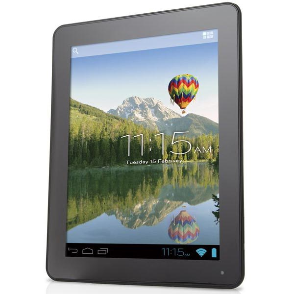 Scroll Extreme Android Tablet