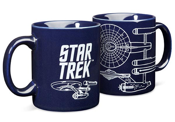 Star Trek Enterprise Coffee Mug