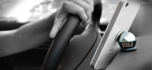 STEELIE Smartphone and Tablet Holder Kits