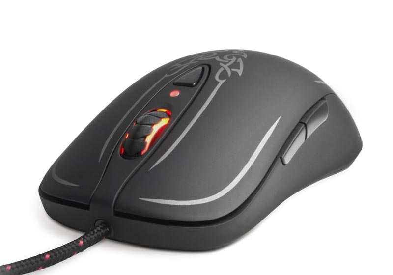 SteelSeries Diablo III Gaming Mouse