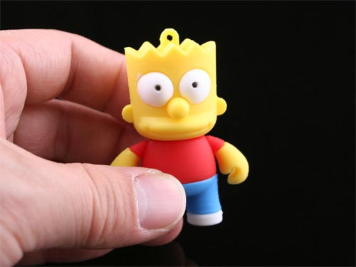 The Simpsons USB Flash Drive