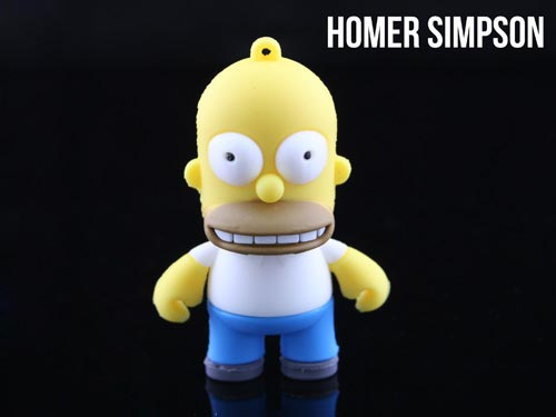 The Simpsons USB Flash Drive