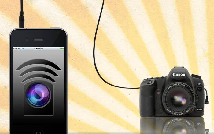 Trigger Happy DSLR Camera Remote Control