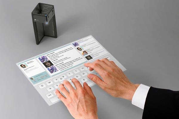 UFO Smartphone Concept Design