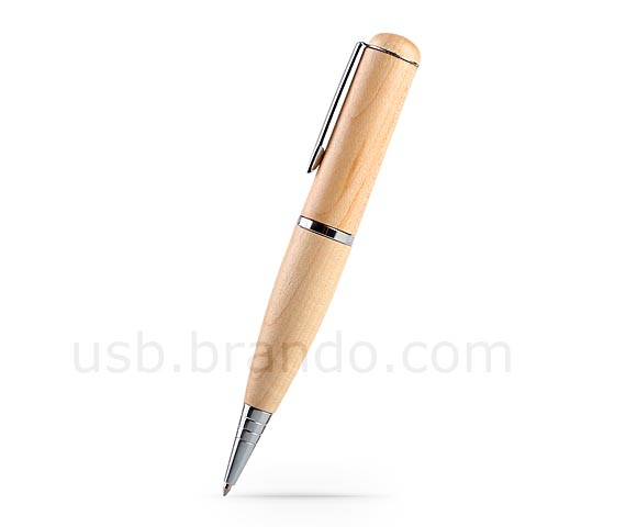 Wooden Pen USB Flash Drive