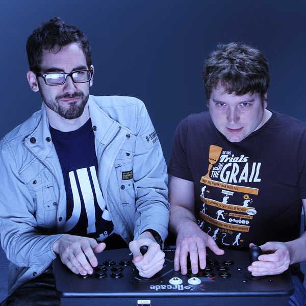 X-Gaming USB Joystick for Two Players
