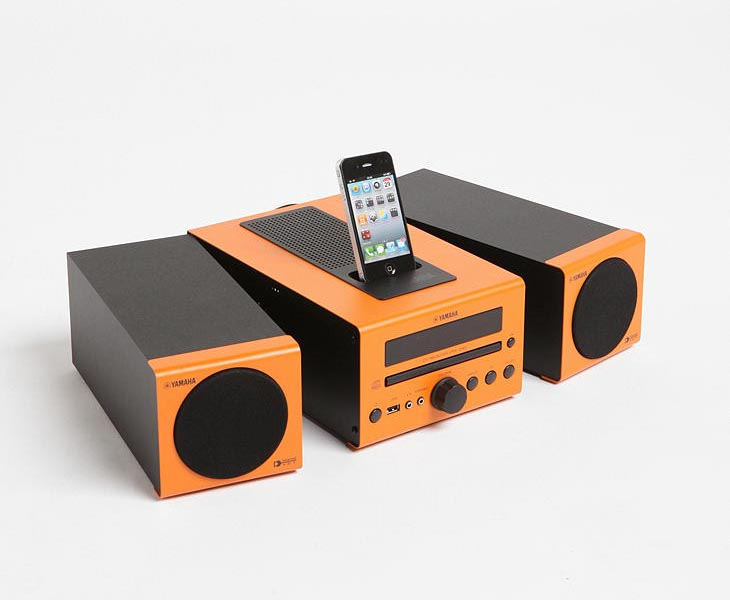 Yamaha MCR-040 Dock Speaker