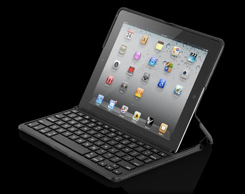 ZAGGfolio the New iPad Case with Bluetooth Keyboard