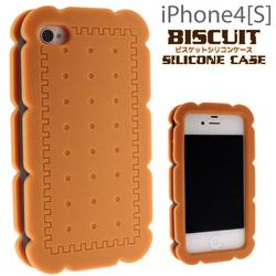 Biscuit Shaped iPhone 4 Case