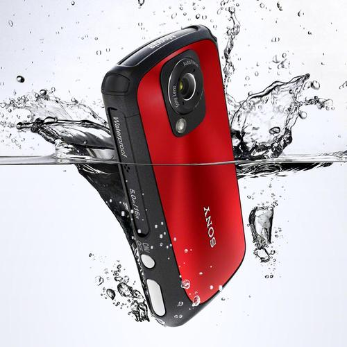 Sony Waterproof Boggie Sport HD Camera