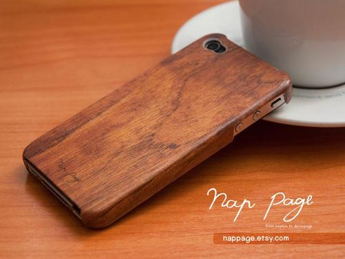 Customizable NapPage iPhone 4S Case