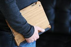 Grove Bamboo iPad 3 Case