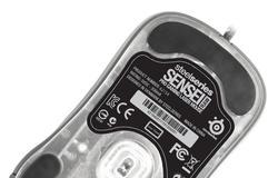 SteelSeries Sensei [RAW] Gaming Mouse