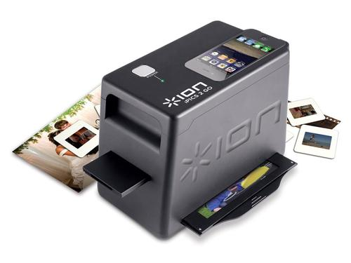ION iPICS 2 GO Portable Scanner for iPhone 4 and 4S