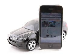 Luxury Automobile Bluetooth Wireless Speaker