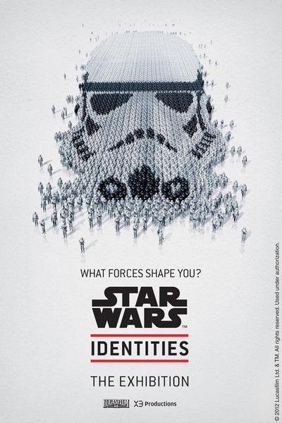Star Wars Identities Exhibit Posters