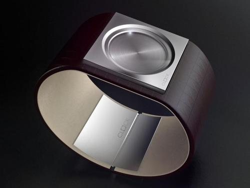 Less is More Concept Wrist Watch