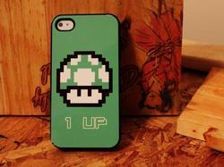 Super Mario Themed iPhone 4 Case