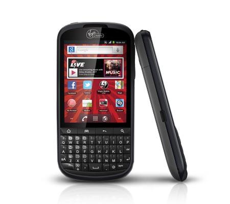 ZTE Venture Android Phone Announced