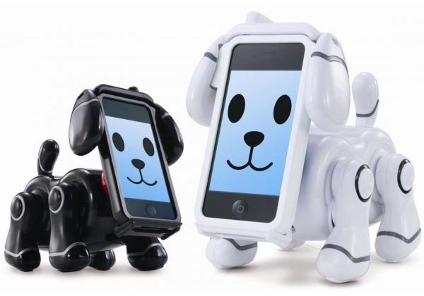 Bandai Smartpet Robot Dogs for iPhone and iPod Touch