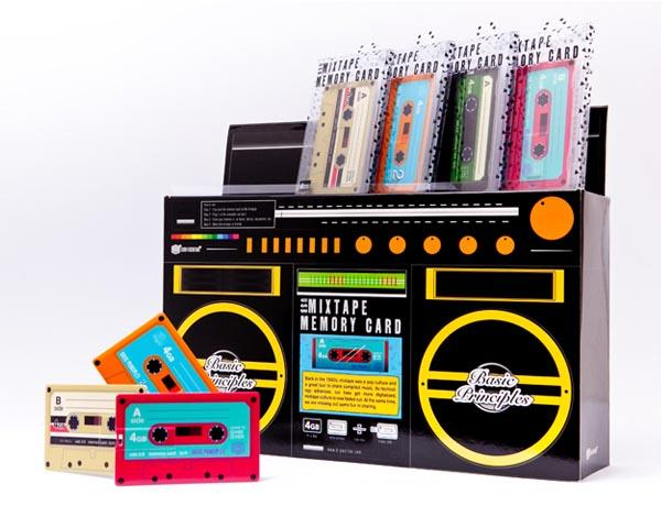 Cassette Tape Styled USB Flash Drive