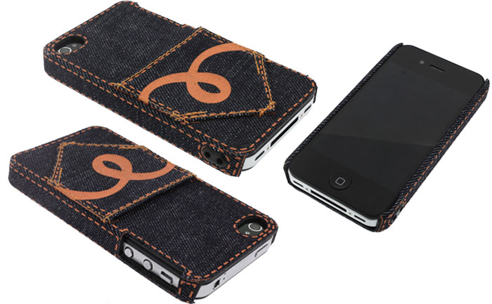 Denim iPhone 4 Case