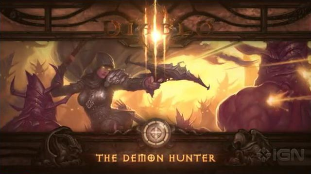 Diablo 3 Demon Hunter Further Detailed
