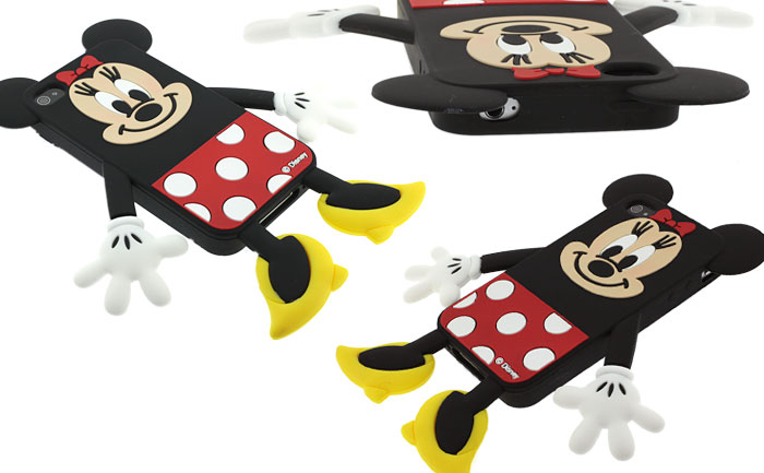 Disney Mickey Mouse iPhone 4 Case