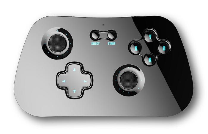 DRONE Bluetooth Wireless Game Controller For Tablets And Smartphones