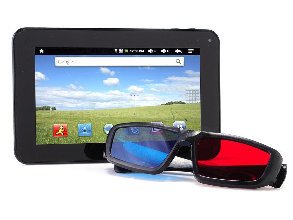 3d tablet