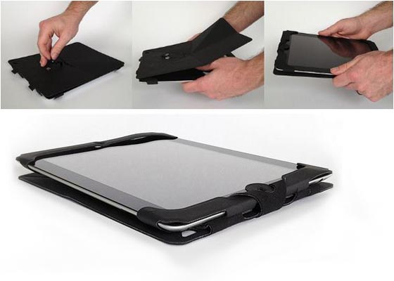FlipSteady iPad 3 Case