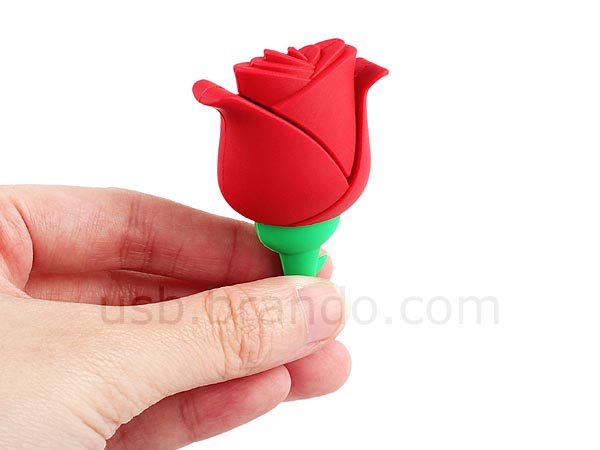 Flower USB Flash Drive