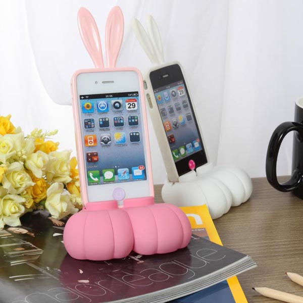 Footee Character Stand Iphone Dock Gadgetsin