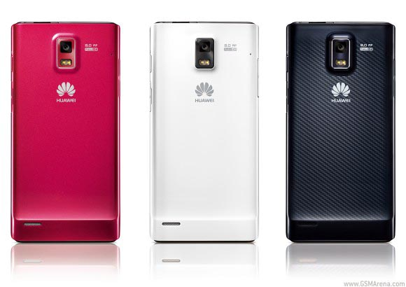 Huawei Ascend P1 Android Phone