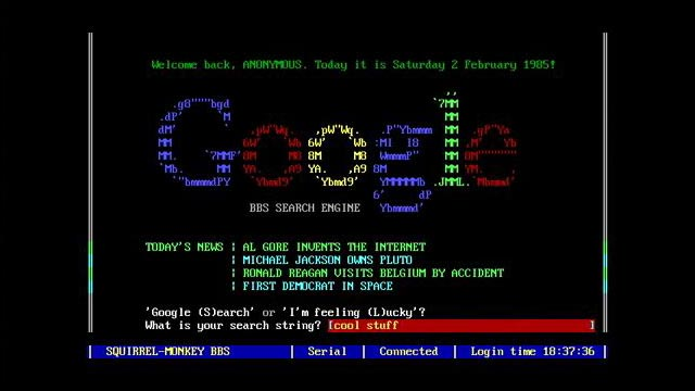 If Google, Facebook and Twitter were invented in the 80s