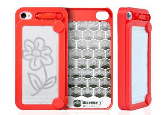 iFoolish Magic Drawing iPhone 4 Case